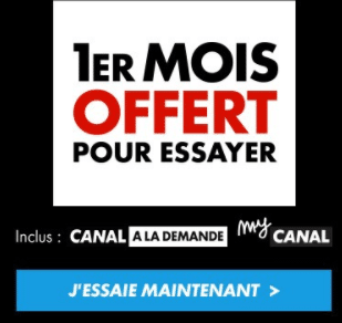 Coupons reduction offre integrale canal+