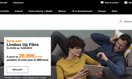 Code promo orange sur forfaits et box livebox